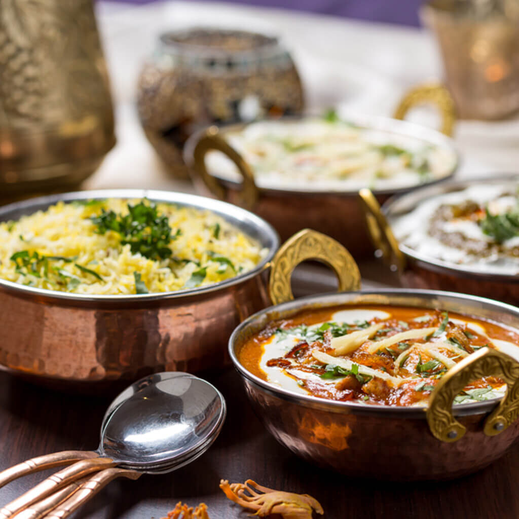 Indian Food Dine In